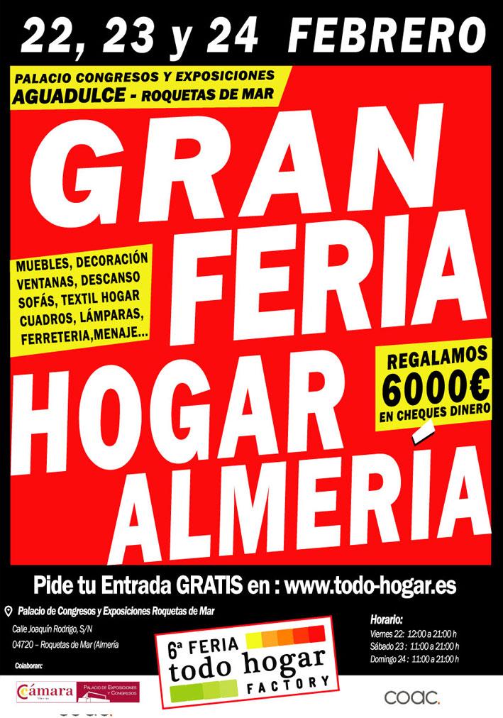 Muebles De Salon Almeria.Gran Feria Del Hogar Almeria Almeria Ferias Y Congresos